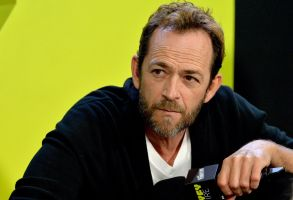 Luke Perry'Riverdale' TV show panel, New York Comic Con, USA - 07 Oct 2018