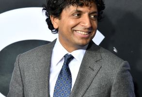 M Night Shyamalan'Glass' film premiere, Arrivals, New York, USA - 15 Jan 2019