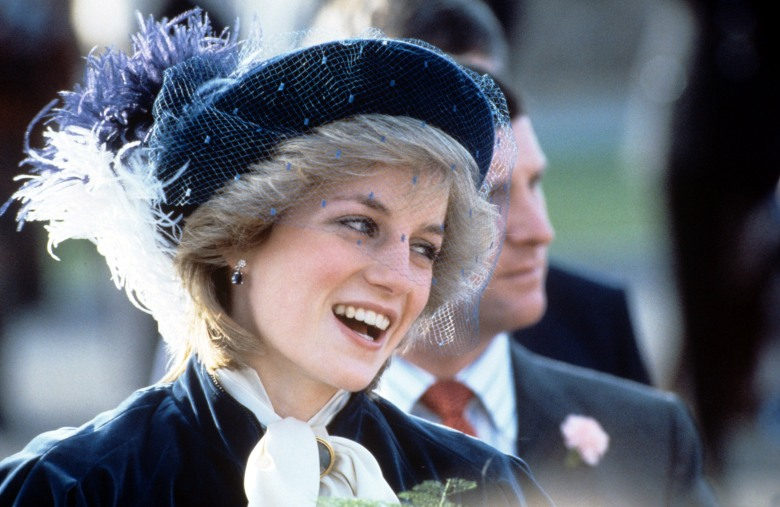 Princess DianaPrincess Diana in Wantage, Oxfordshire, Britain - 1983