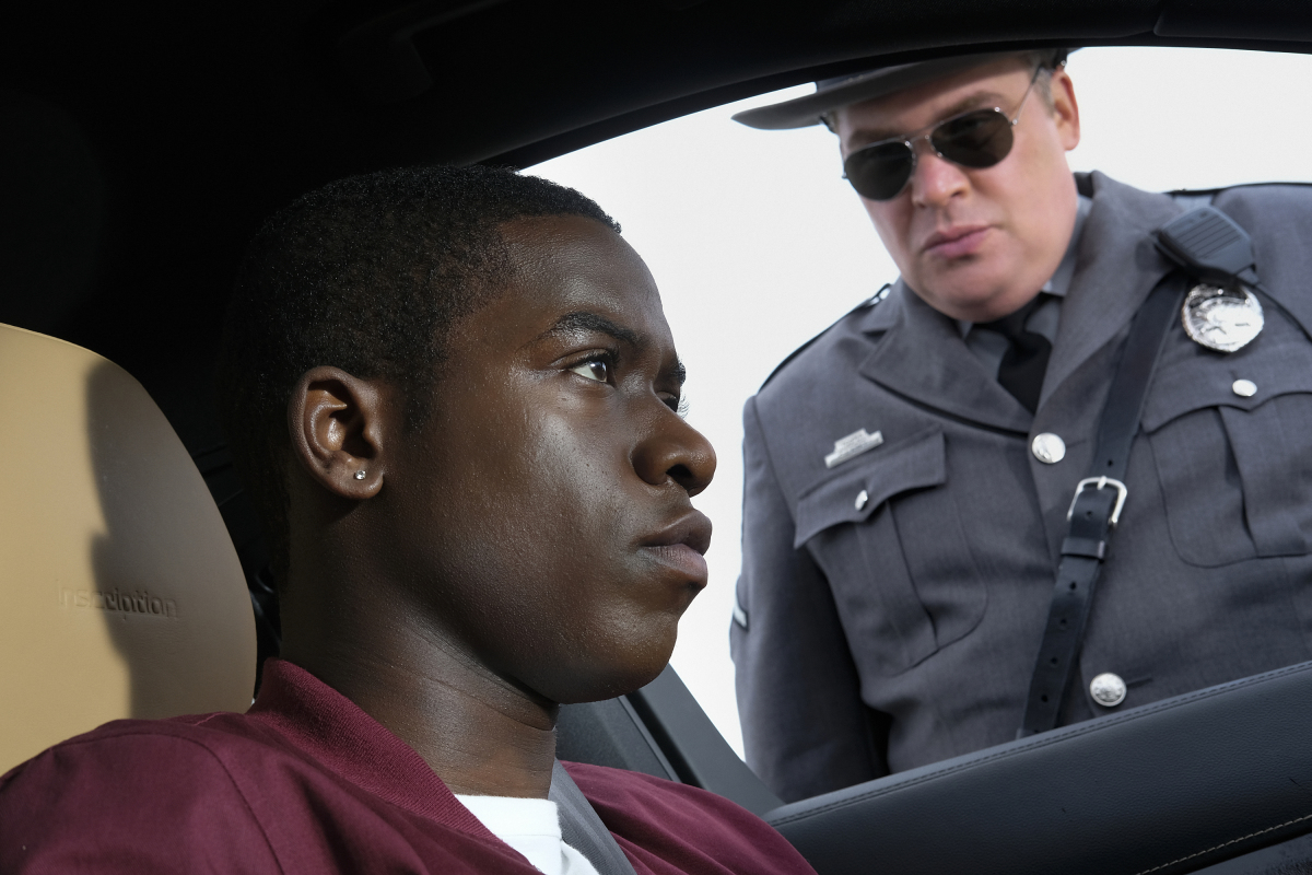 'The Twilight Zone' Director Gerard McMurray Recreates the Horror of 'Driving While Black' in America