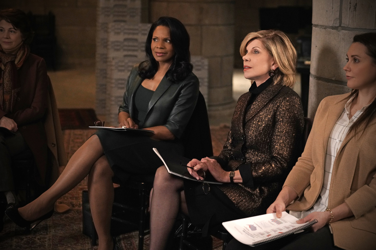 """""""The Good Fight"""""""