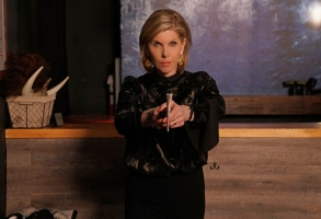 """The Good Fight"" Christine Baranski"