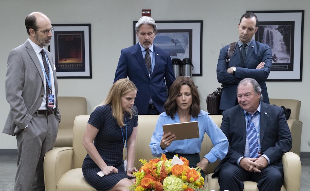 Veep Season 7 cast