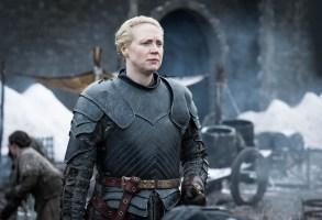 """Gwendoline Christie, """"Game of Thrones"""""""