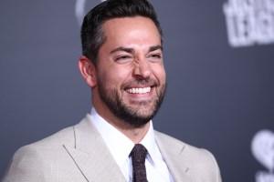 MTV Movie and TV Awards Taps Zachary Levi as 2019 Host
