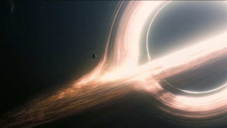"""Interstellar"" Black Hole"
