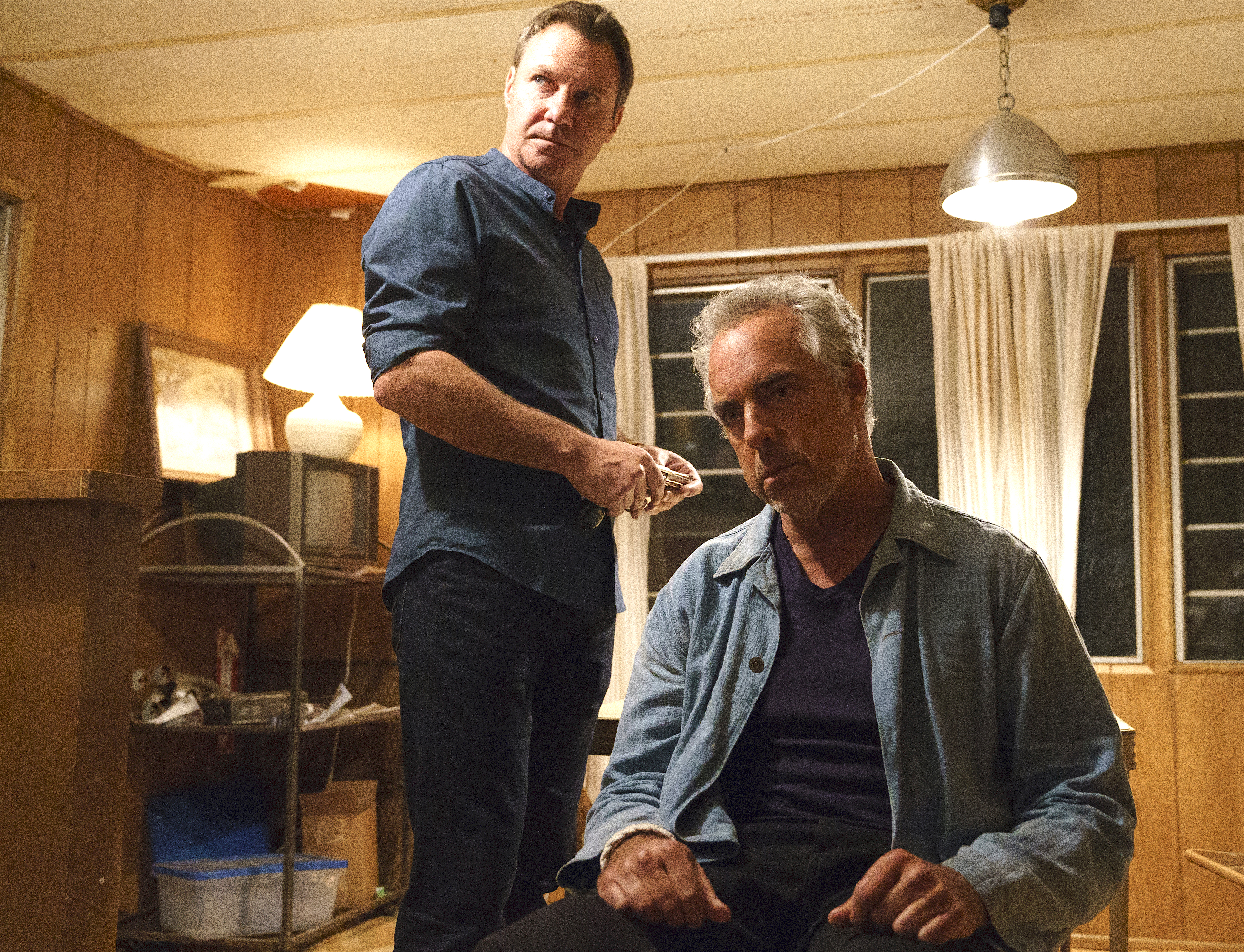 The Wire Season 5 Episode 1 | Bosch Review Season 5 Remains True Blue Indiewire