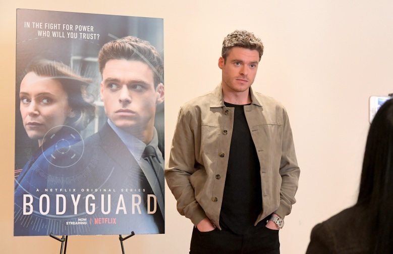 "Richard Madden ""Bodyguard"""