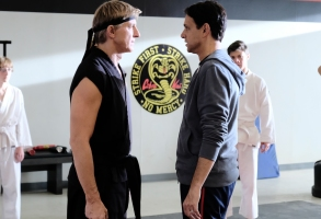 "William Zabka and Ralph Macchio, ""Cobra Kai"""
