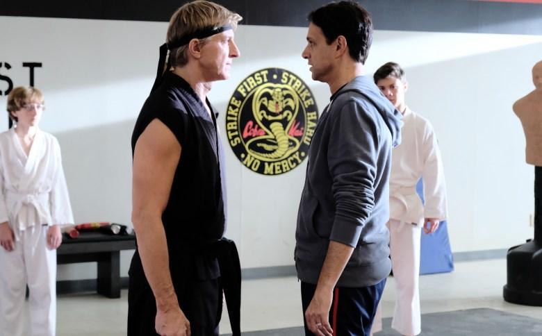 """William Zabka and Ralph Macchio, """"Cobra Kai"""""""