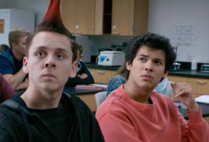 "Jacob Bertrand and Xolo Maridueña, ""Cobra Kai"""