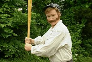 Conan Old Time Baseball