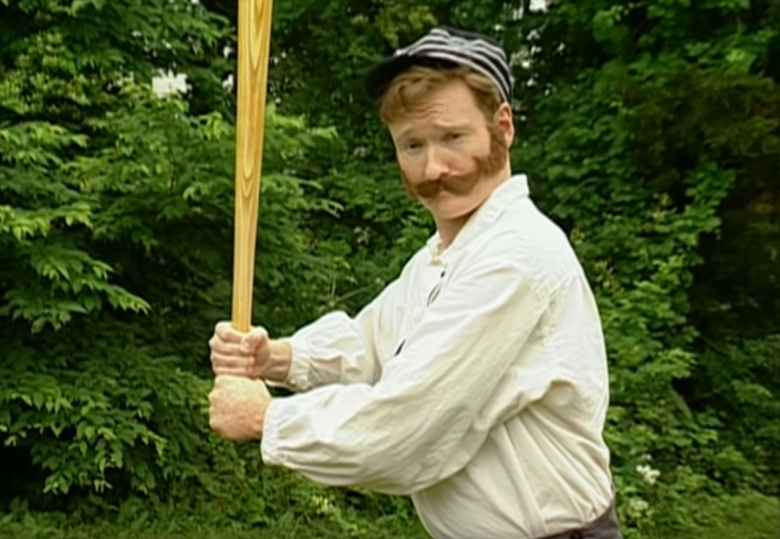 Conan Old Time Baseball