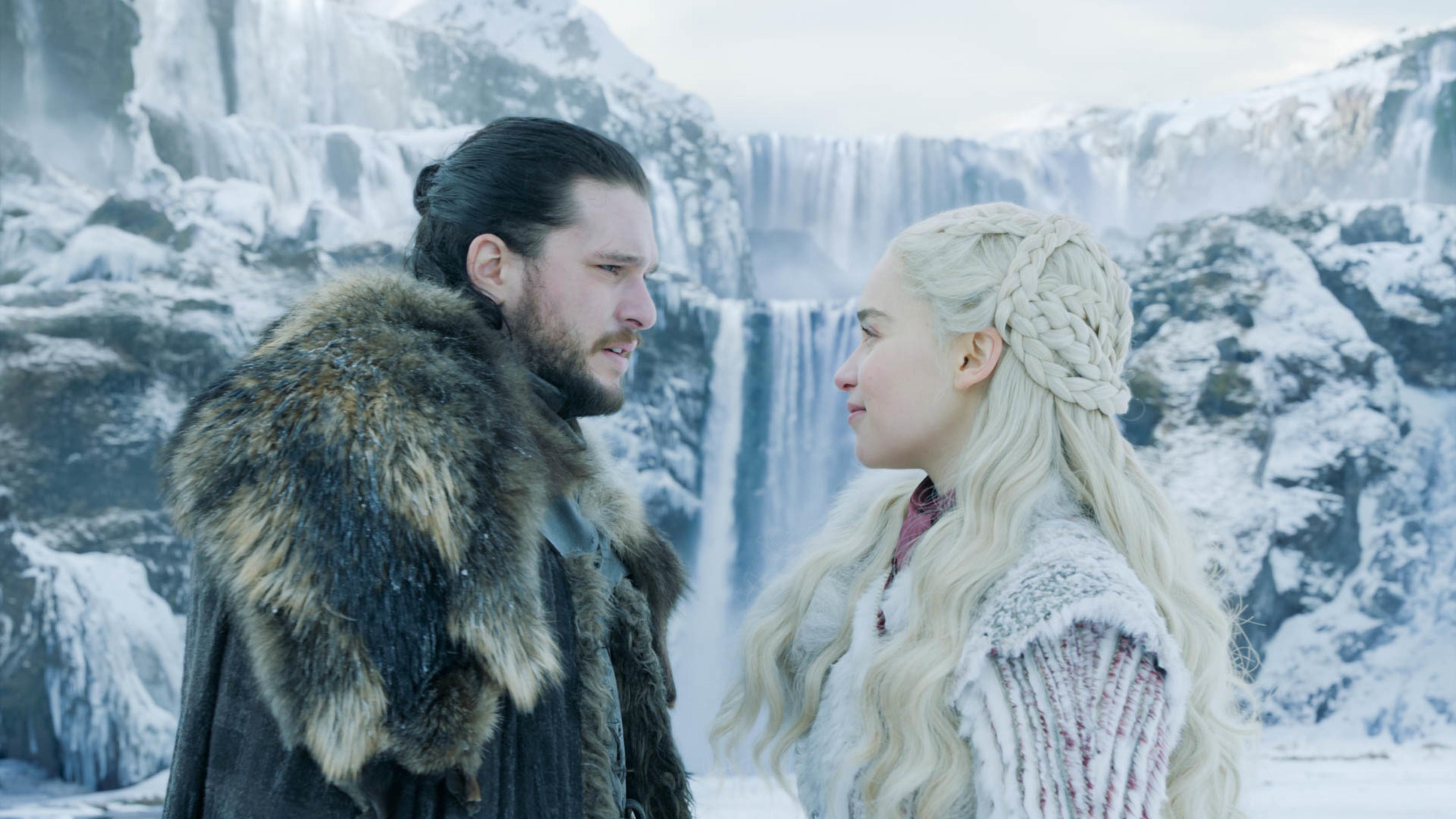 Game of Thrones: Jon Snow Daenerys Targaryan Romance Is a Problem