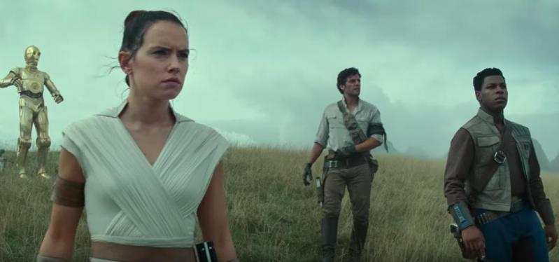 Star Wars The Rise Of Skywalker Trailer Breakdown Indiewire