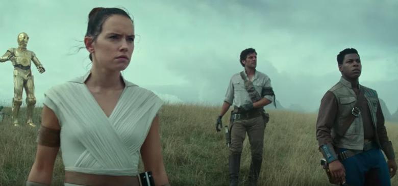'Star Wars: The Rise of Skywalker'