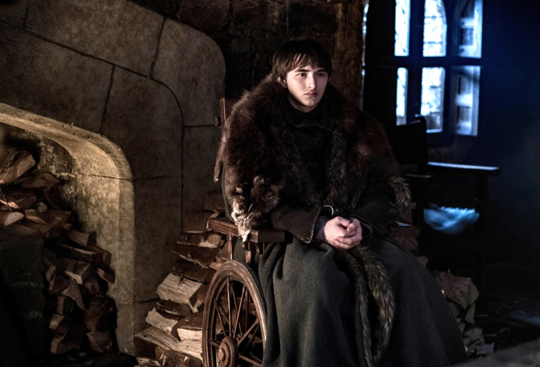 "Isaac Hempstead Wright, ""Game of Thrones"""