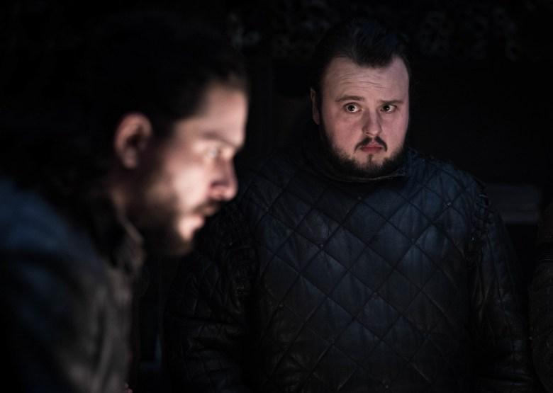 "Kit Harington and John Bradley, ""Game of Thrones"""