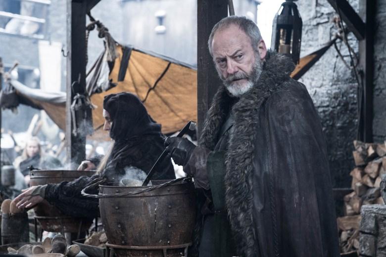 """Liam Cunningham, """"Game of Thrones"""""""