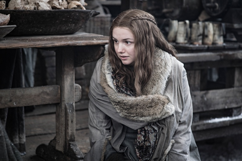 "Hannah Murray, ""Game of Thrones"""