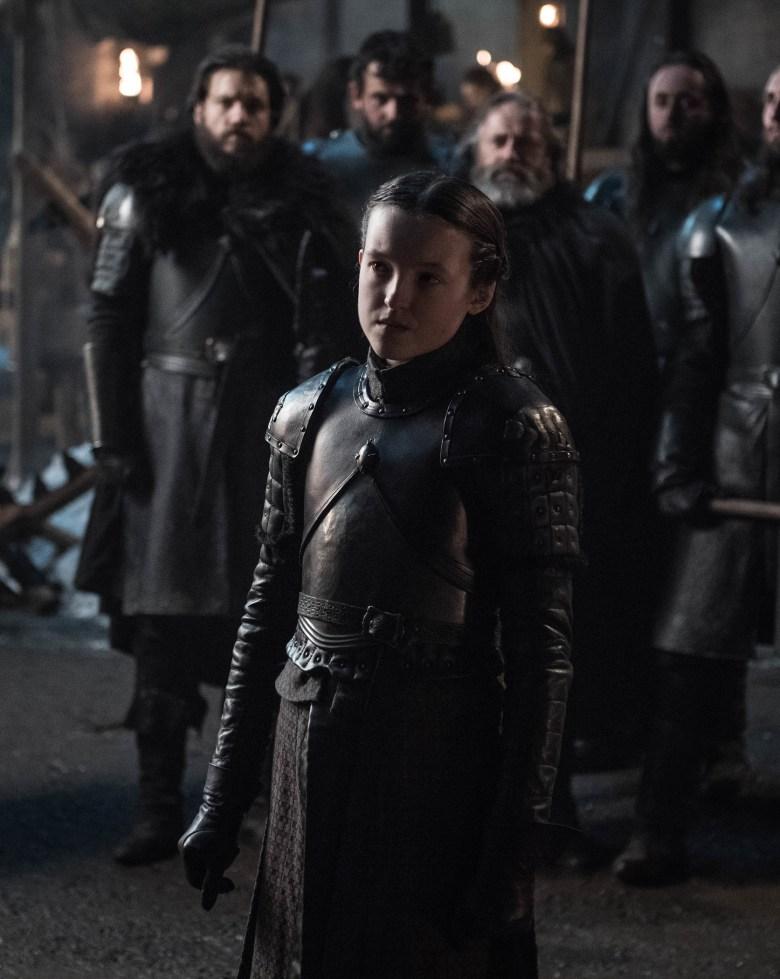 "Bella Ramsey, ""Game of Thrones"""