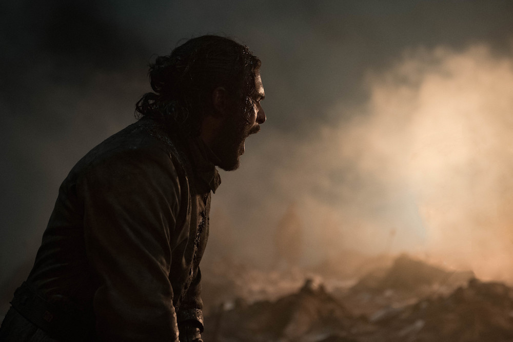 Game of Thrones Season 8 Episode 3 Kit Harington