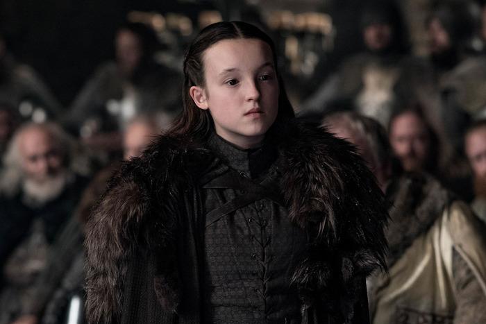 Game of Thrones Lyanna Mormont Bella Ramsey
