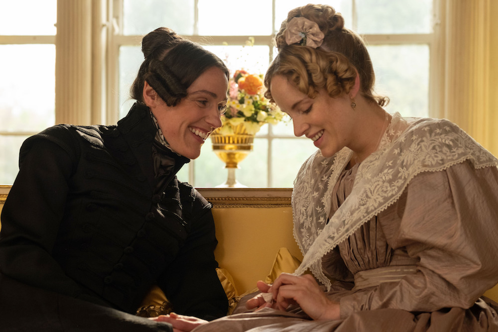 Gentleman Jack Hbo Review Anne Lister S True Story Honored Indiewire