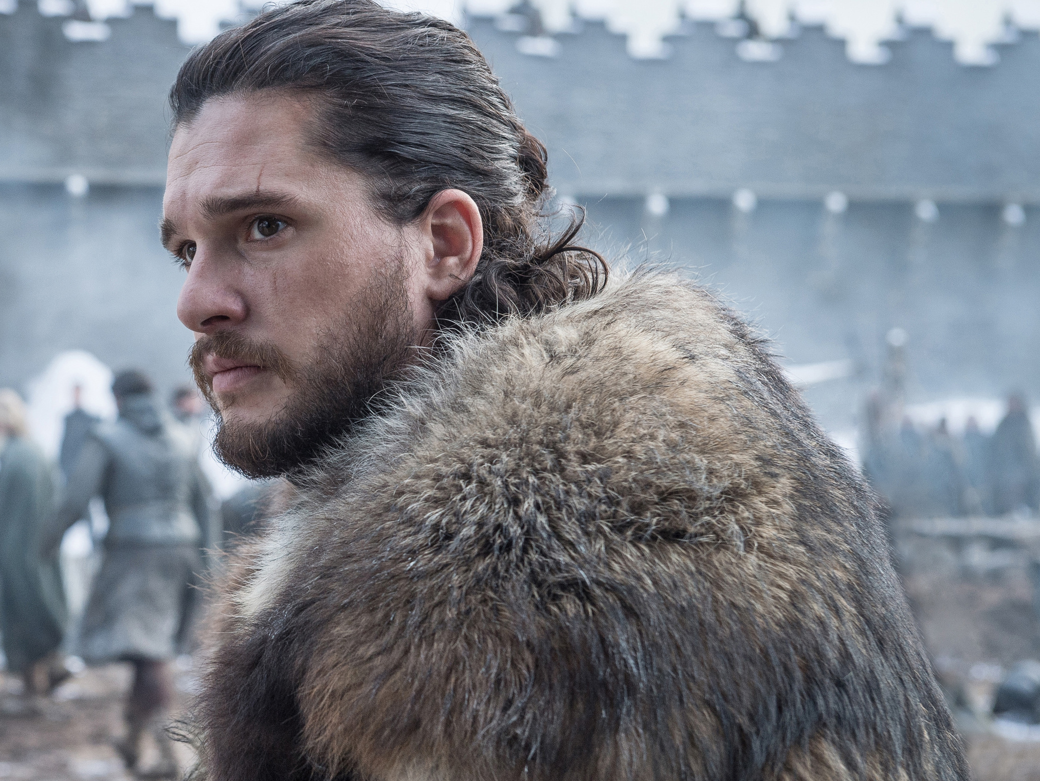 Game Of Thrones Truth Of Jon Snow S Parentage Looms Before War Indiewire