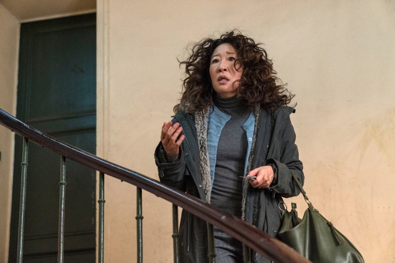 "Sandra Oh, ""Killing Eve"""