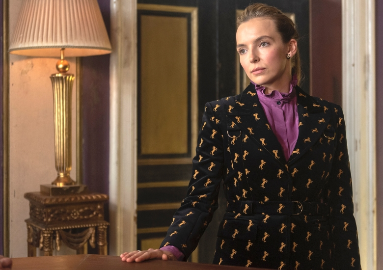 "Jodie Comer, ""Killing Eve"""