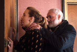 "Jodie Comer and Kim Bodnia, ""Killing Eve"""