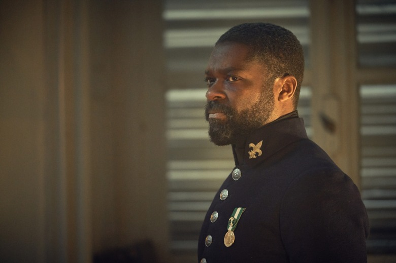 "David Oyelowo, ""Les Misérables"""