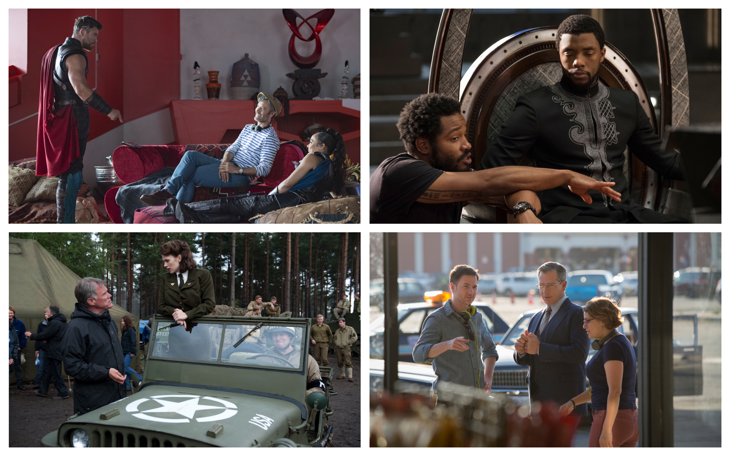 Ranking the Marvel Cinematic Universe's Directors, From Alan Taylor to Taika Waititi