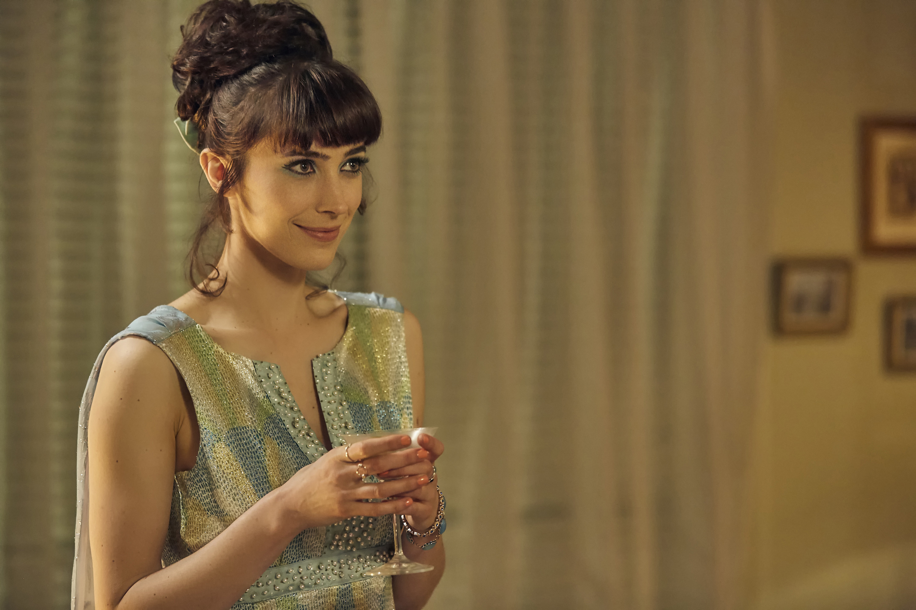 'Ms. Fisher's Modern Murder Mysteries': How the Youthquake Influenced Costumer Maria Pattison
