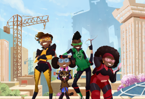 Mama K's Team 4, Netflix