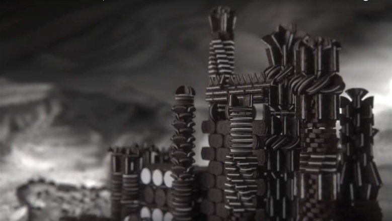 """Oreos x Game of Thrones Title Sequence"""