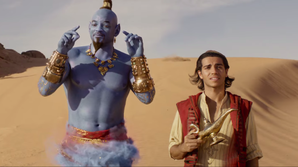 'Aladdin' Pops Up With Stronger Box-Office Debut As 'Booksmart' Disappoints
