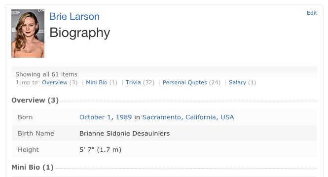 Trans Hollywood Reacts to IMDb Publishing Birth Names