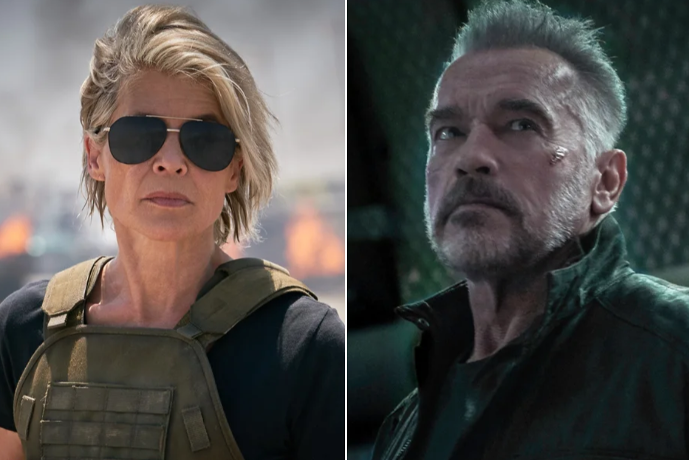 'Terminator: Dark Fate' First Footage Earns Raves for Linda Hamilton | IndieWire