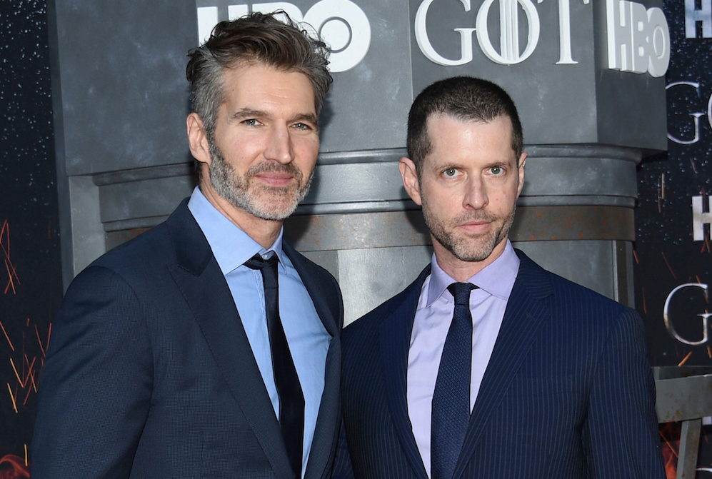 Game Of Thrones Creators Plan To Be Drunk When Series Finale Airs Indiewire