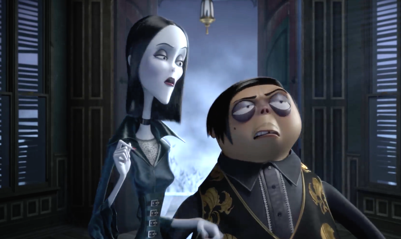 The Addams Family Review Kiddie Aimed Animated Origin Story Indiewire