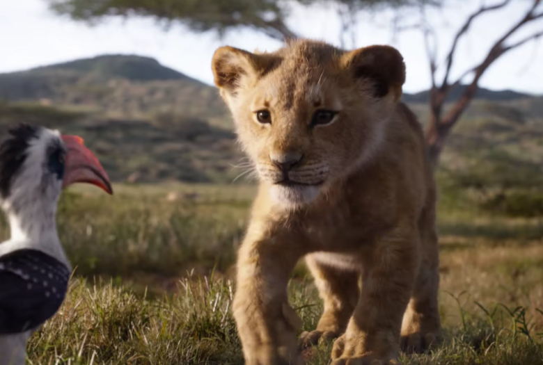 The Lion King Official Trailer Footage Will Wow You