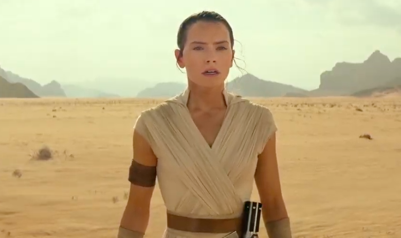 Star Wars The Rise Of Skywalker Trailer Rey And Kylo Ren Battle Indiewire