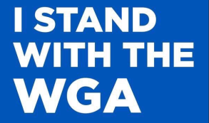 I Stand With the WGA