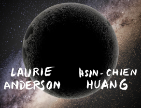 Laurie Anderson VR installation