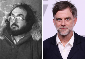Stanley Kubrick and Paul Thomas Anderson