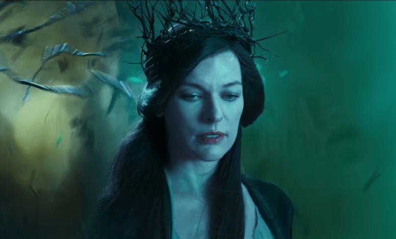 "Milla Jovovich, ""Hellboy"""