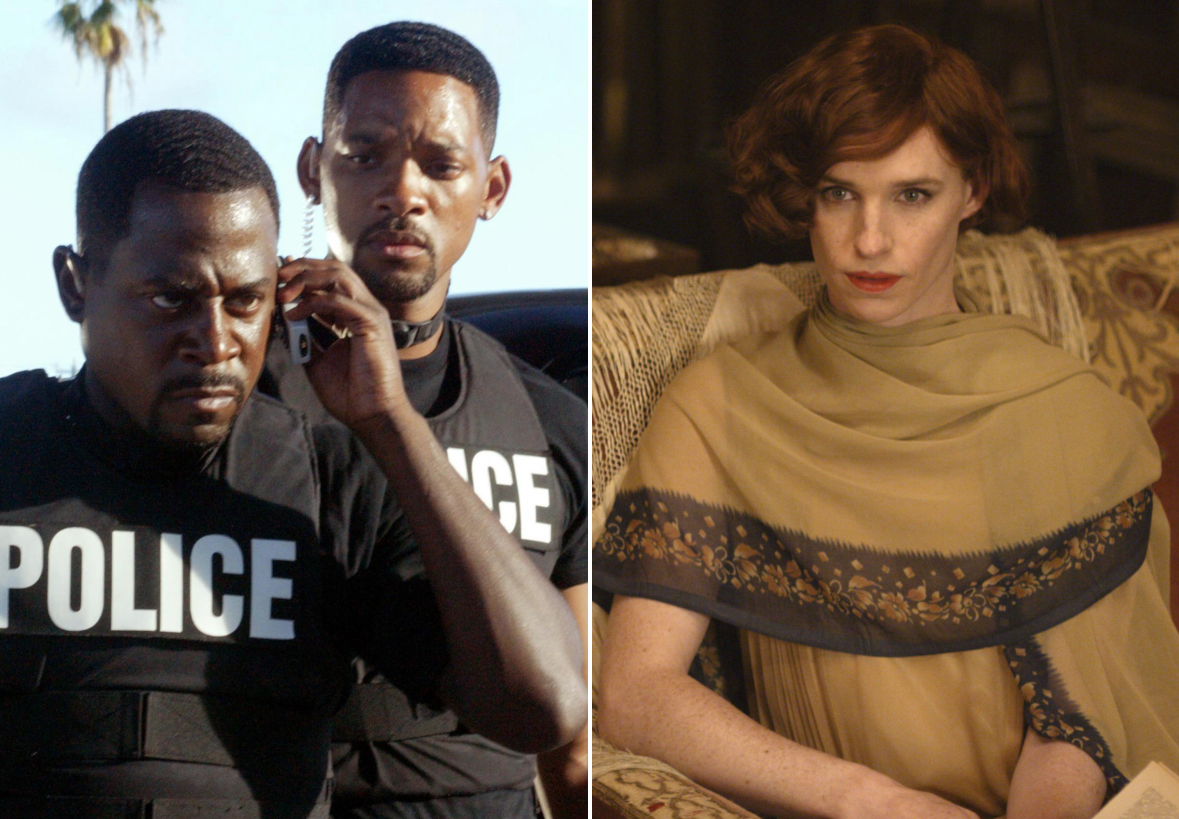 Joe Carnahan Hates 'The Danish Girl' So Much His 'Bad Boys 3' Script Blew Up the Film's Poster