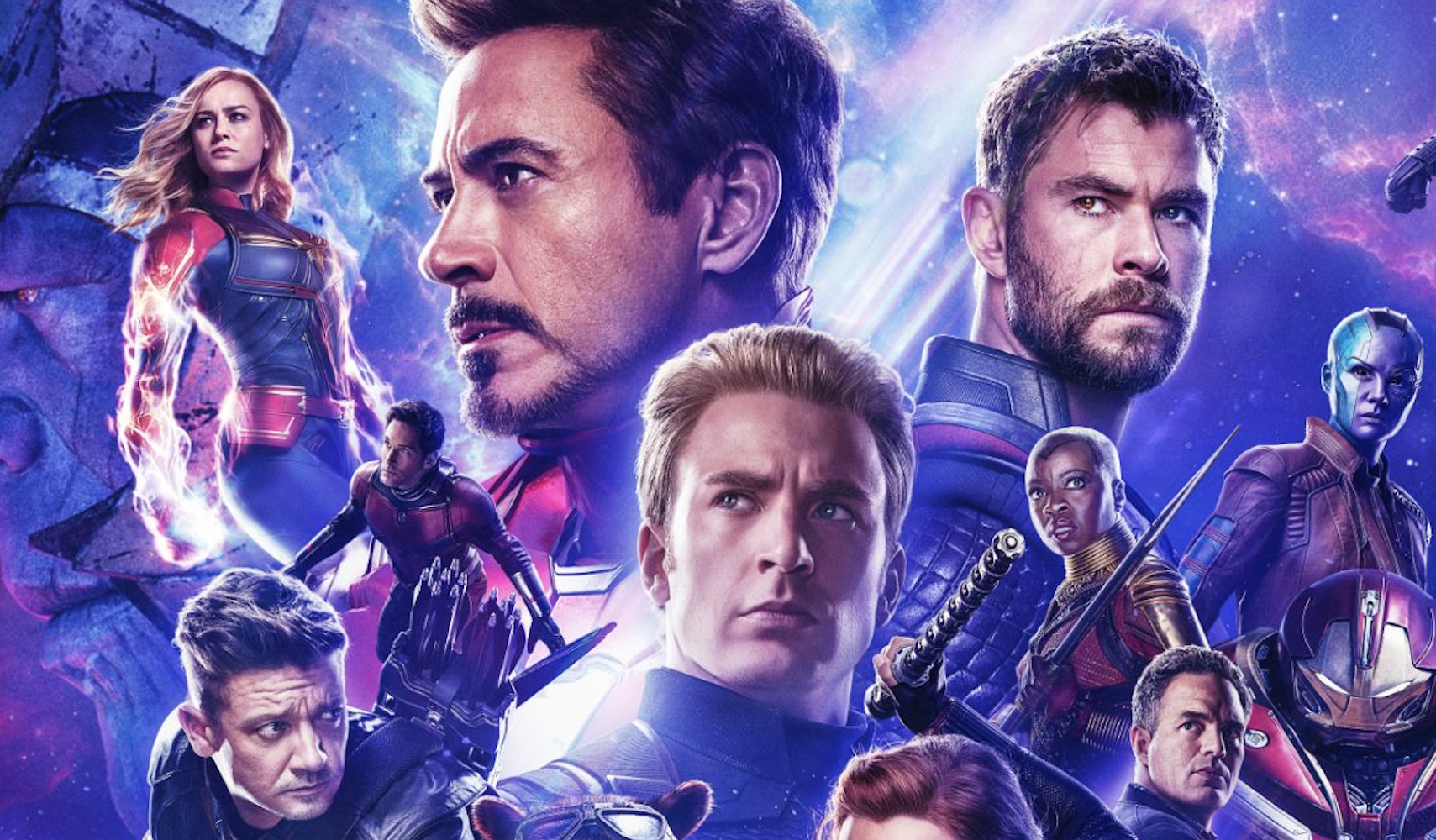 After 'Avengers: Endgame', the MCU Will Be Less White and Male